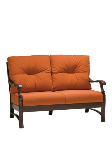 Tropitone Furniture Co., Inc. - Ravello Deep Seating Loveseat - 660914