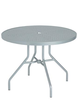 Tropitone Furniture Co., Inc. - Boulevard Round Dining Umbrella Table - 670SBU