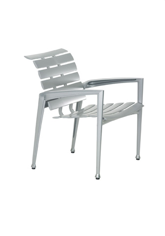 Tropitone Furniture Co., Inc. - Veer Cast Dining Chair - 680824