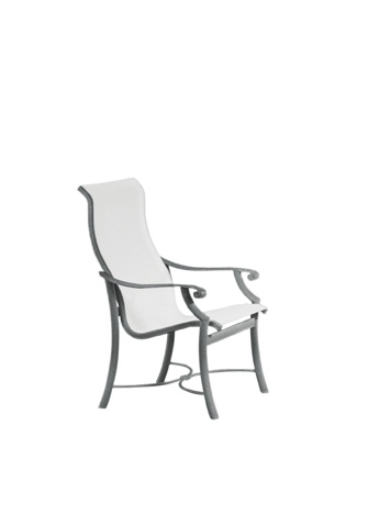 Image of Montreux Sling High Back Dining Chair