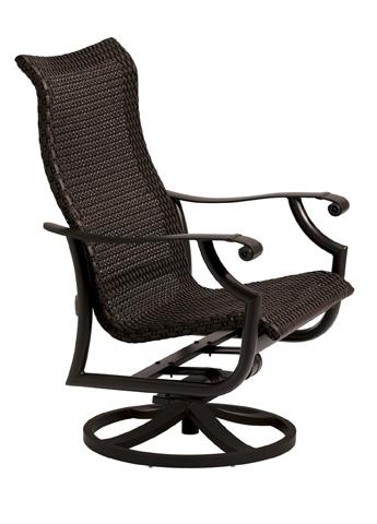 Tropitone Furniture Co., Inc. - Montreux Woven Swivel Action Lounger - 710125NTWS