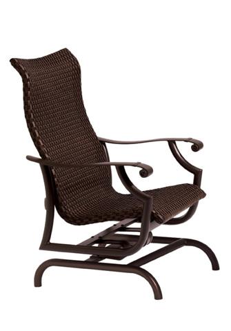 Tropitone Furniture Co., Inc. - Montreux Woven Action Lounger - 710125WS