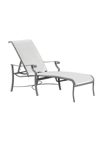 Tropitone Furniture Co., Inc. - Montreux Sling Chaise Lounge - 710132