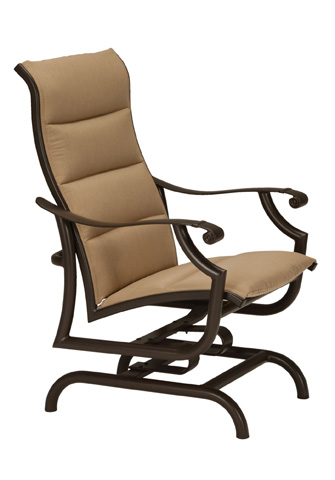 Tropitone Furniture Co., Inc. - Montreux II Padded Sling Action Lounger - 711225PS
