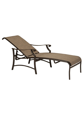 Tropitone Furniture Co., Inc. - Montreux II Sling Chaise Lounge - 711232