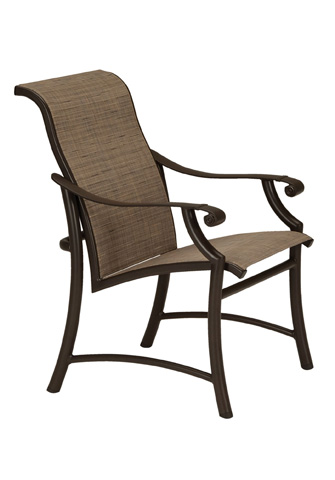 Tropitone Furniture Co., Inc. - Montreux II Low Back Dining Chair - 711237