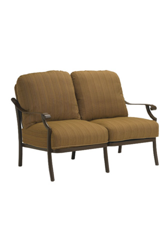 Tropitone Furniture Co., Inc. - Montreux Cushion Loveseat - 720214