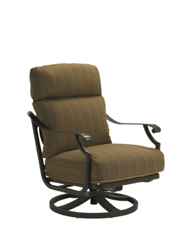 Tropitone Furniture Co., Inc. - Montreux Cushion Swivel Action Lounger - 720225NT