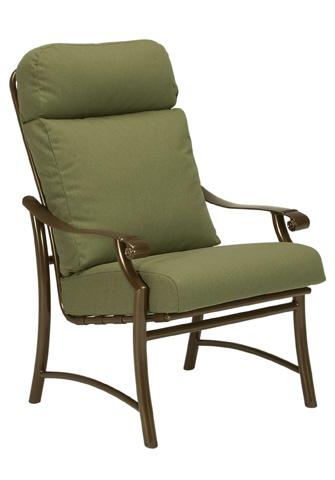 Tropitone Furniture Co., Inc. - Montreux II Cushion Dining Chair - 721301