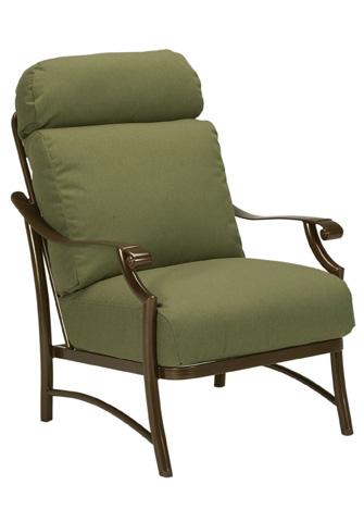 Tropitone Furniture Co., Inc. - Montreux II Cushion Lounge Chair - 721311