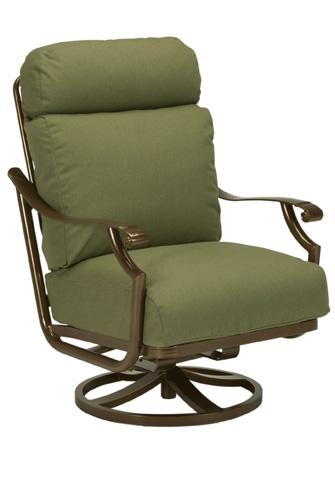 Tropitone Furniture Co., Inc. - Montreux II Cushion Swivel Action Lounger - 721325NT