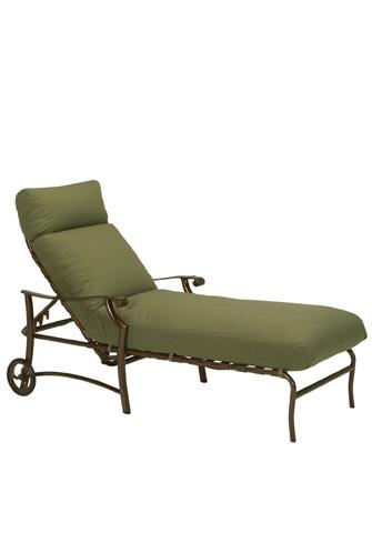 Tropitone Furniture Co., Inc. - Montreux II Cushion Chaise Lounge - 721332W