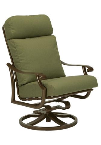 Tropitone Furniture Co., Inc. - Montreux II Cushion Swivel Rocker - 721370