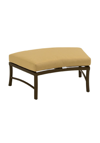 Tropitone Furniture Co., Inc. - Montreux II Crescent Ottoman - 721408C38