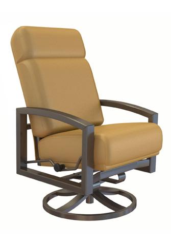Tropitone Furniture Co., Inc. - Lakeside Petite Swivel Action Lounger - 730570SA