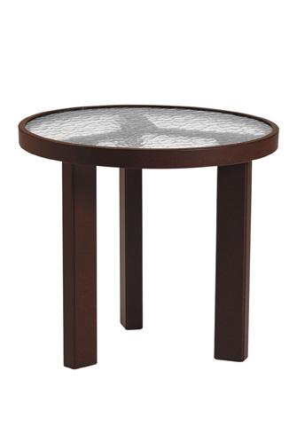 Tropitone Furniture Co., Inc. - Acrylic Round Tea Table - 730582A