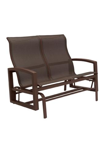 Tropitone Furniture Co., Inc. - Lakeside Sling Double Glider - 740516