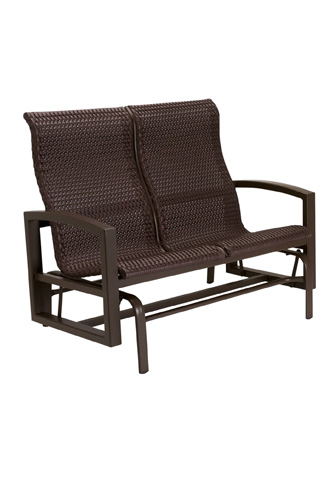 Tropitone Furniture Co., Inc. - Lakeside Woven Double Glider - 740516WS