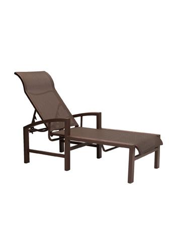 Tropitone Furniture Co., Inc. - Lakeside Sling Chaise Lounge - 740532