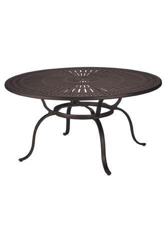 Tropitone Furniture Co., Inc. - Spectrum Dining Umbrella Table - 800154