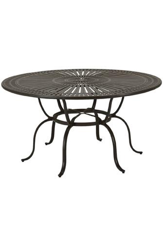 Tropitone Furniture Co., Inc. - Spectrum Dining Umbrella Table - 800161