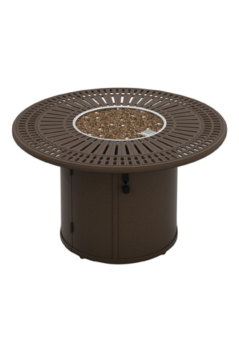 Tropitone Furniture Co., Inc. - Spectrum Round Fire Pit - 801486FP
