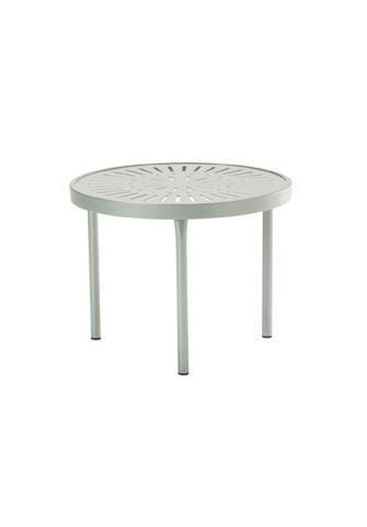 Tropitone Furniture Co., Inc. - La'Stratta Round Tea Table - 8082SL
