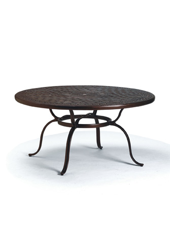 Tropitone Furniture Co., Inc. - Garden Terrace Dining Umbrella Table - 820649