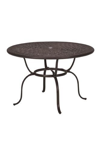 Tropitone Furniture Co., Inc. - Garden Terrace Counter Umbrella Table - 820649-34