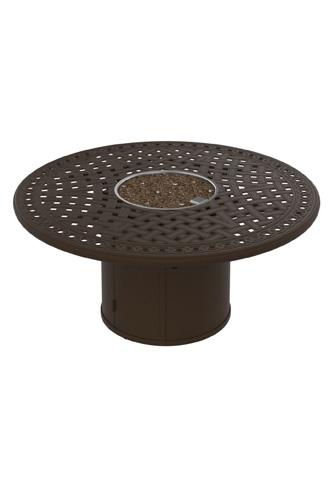 Tropitone Furniture Co., Inc. - Garden Terrace Round Fire Pit - 821549FP