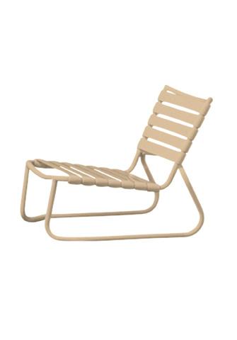 Tropitone Furniture Co., Inc. - Tropi-Kai Strap Sand Chair - 913