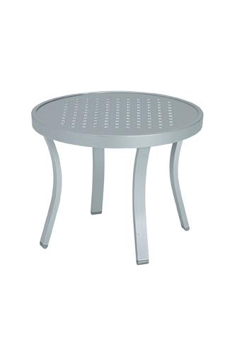 Tropitone Furniture Co., Inc. - Boulevard Round Tea Table - 9382SB