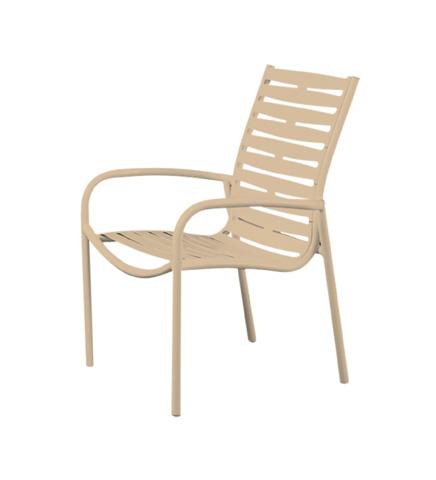 Tropitone Furniture Co., Inc. - Millennia EZ Span Dining Chair - 9524RB