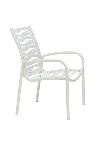 Tropitone Furniture Co., Inc. - Millennia EZ Span Dining Chair - 9524WV