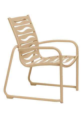 Tropitone Furniture Co., Inc. - Millennia EZ Span Dining Chair - 9525WV