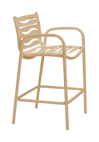 Tropitone Furniture Co., Inc. - Millennia EZ Span Barstool - 9526WV