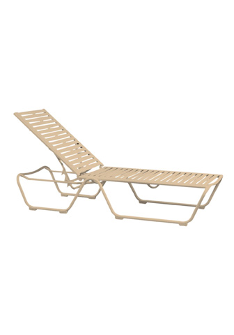 Tropitone Furniture Co., Inc. - Millennia EZ Span Chaise Lounge - 9532RB
