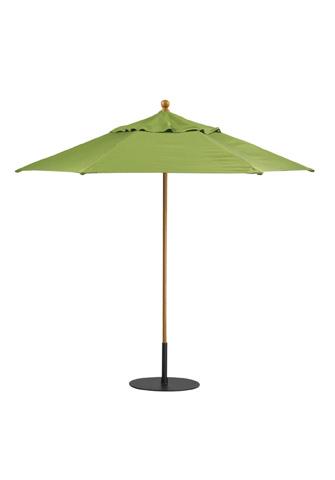 Tropitone Furniture Co., Inc. - Portofino Manual Lift Umbrella - BPO075MS