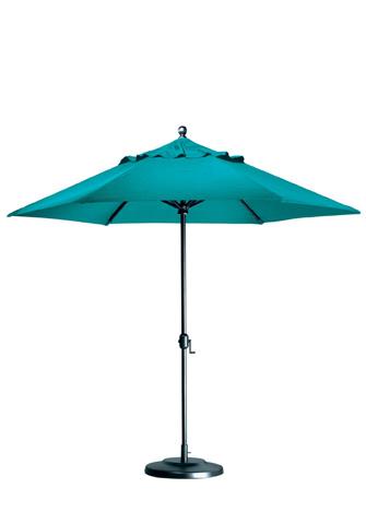 Tropitone Furniture Co., Inc. - Portofino Crank Lift Umbrella - PO085CS