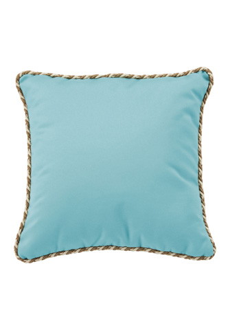 Tropitone Furniture Co., Inc. - Square Throw Pillow with Cord Welt - TP20SQCD