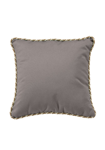Tropitone Furniture Co., Inc. - Square Throw Pillow with Cord Welt - TP24SQCD