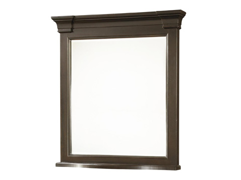 Universal Furniture - Portrait Mirror in Midnight - 98804M