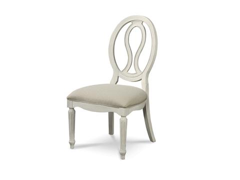 Universal Furniture - Pierced Oval Back Side Chair - 987636-RTA