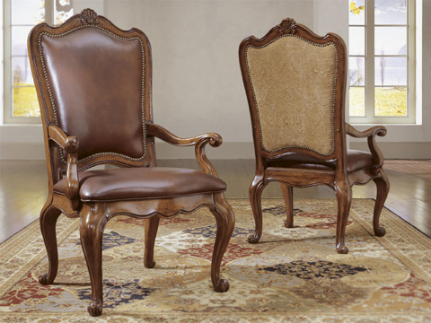Universal Furniture - Upholstered Back Arm Chair - 409639L-RTA-C