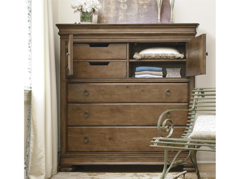 Universal Furniture - New Lou Dressing Chest - 071175