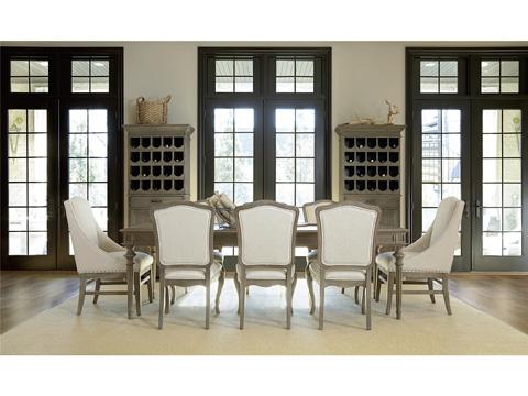 Universal Furniture - Berkeley 3 Tribeca Leg Table - 316752