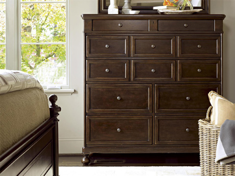Universal Furniture - Proximity Dressing Chest - 356175