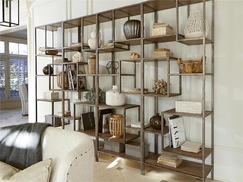 Universal Furniture - Moderne Muse Bunching Etagere - 414845
