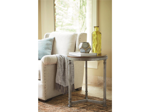 Image of Remix Round Chair Side Table