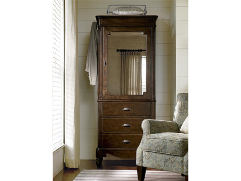 Universal Furniture - River House Dressing Armoire - 393100